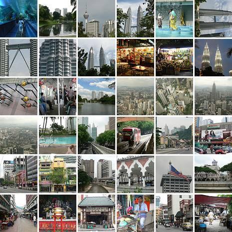 Photos de Kuala Lumpur